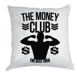 Подушка The money club