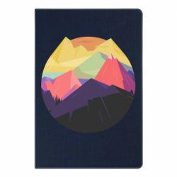 Блокнот А5 The mountains Art