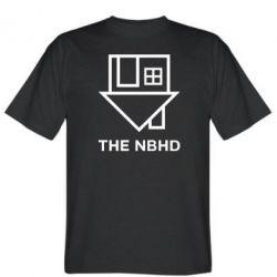 Мужская футболка THE NBHD Logo