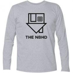 Футболка с длинным рукавом THE NBHD Logo