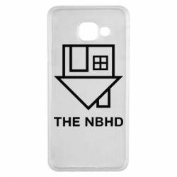 Чехол для Samsung A3 2016 THE NBHD Logo