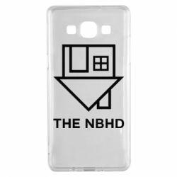 Чехол для Samsung A5 2015 THE NBHD Logo