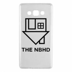 Чехол для Samsung A7 2015 THE NBHD Logo
