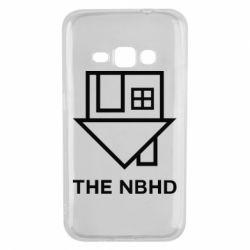 Чехол для Samsung J1 2016 THE NBHD Logo
