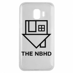 Чехол для Samsung J2 2018 THE NBHD Logo