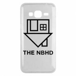 Чехол для Samsung J3 2016 THE NBHD Logo