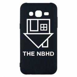 Чехол для Samsung J5 2015 THE NBHD Logo
