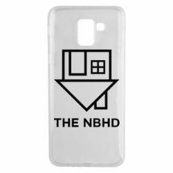 Чехол для Samsung J6 THE NBHD Logo