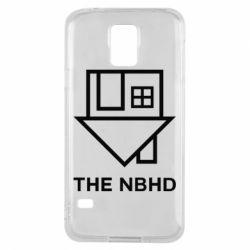 Чехол для Samsung S5 THE NBHD Logo