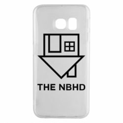 Чехол для Samsung S6 EDGE THE NBHD Logo