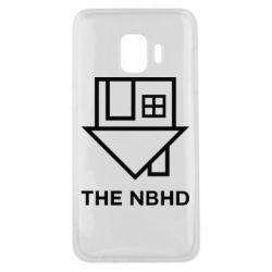 Чехол для Samsung J2 Core THE NBHD Logo