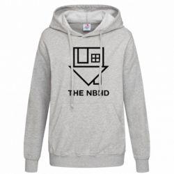 Женская толстовка THE NBHD Logo