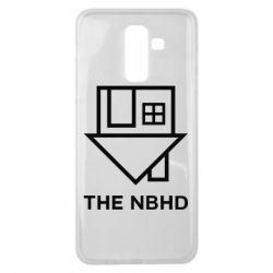 Чехол для Samsung J8 2018 THE NBHD Logo