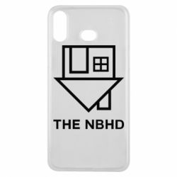 Чехол для Samsung A6s THE NBHD Logo