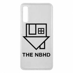 Чехол для Samsung A7 2018 THE NBHD Logo