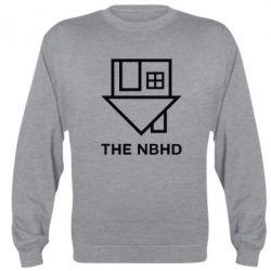 Реглан (свитшот) THE NBHD Logo