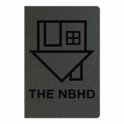 Блокнот А5 THE NBHD Logo
