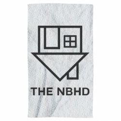 Полотенце THE NBHD Logo