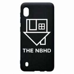 Чехол для Samsung A10 THE NBHD Logo