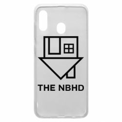 Чехол для Samsung A20 THE NBHD Logo