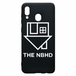 Чехол для Samsung A30 THE NBHD Logo