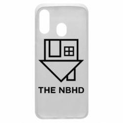 Чехол для Samsung A40 THE NBHD Logo