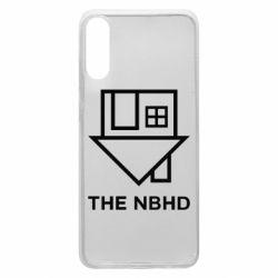 Чехол для Samsung A70 THE NBHD Logo