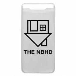 Чехол для Samsung A80 THE NBHD Logo