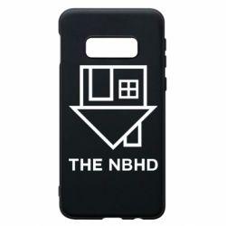 Чехол для Samsung S10e THE NBHD Logo