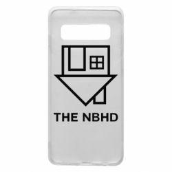 Чехол для Samsung S10 THE NBHD Logo
