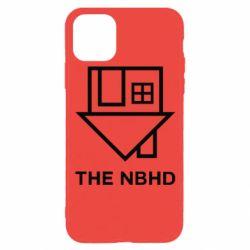Чехол для iPhone 11 Pro THE NBHD Logo