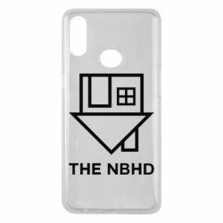 Чехол для Samsung A10s THE NBHD Logo