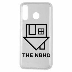 Чехол для Samsung M30 THE NBHD Logo