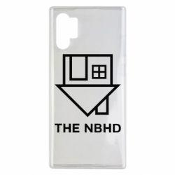 Чехол для Samsung Note 10 Plus THE NBHD Logo