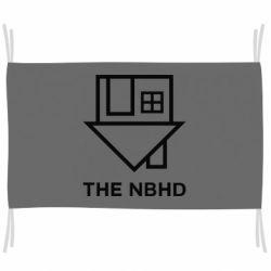 Флаг THE NBHD Logo