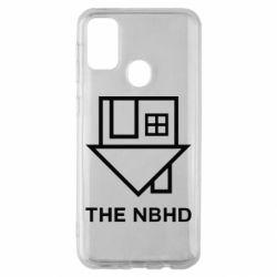 Чехол для Samsung M30s THE NBHD Logo