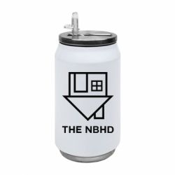 Термобанка 350ml THE NBHD Logo