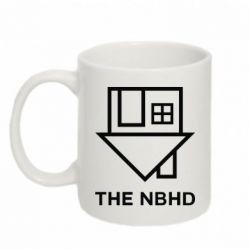 Кружка 320ml THE NBHD Logo