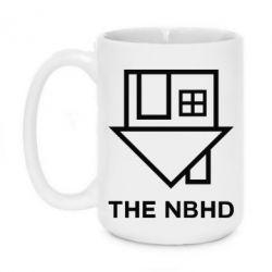 Кружка 420ml THE NBHD Logo