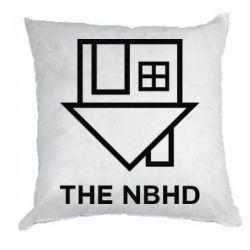 Подушка THE NBHD Logo