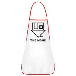 Фартук THE NBHD Logo