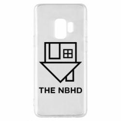 Чехол для Samsung S9 THE NBHD Logo