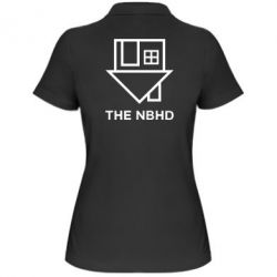 Женская футболка поло THE NBHD Logo