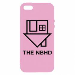 Чехол для iPhone5/5S/SE THE NBHD Logo