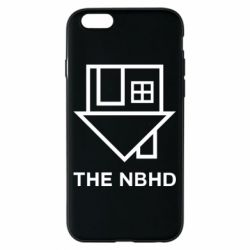 Чехол для iPhone 6/6S THE NBHD Logo