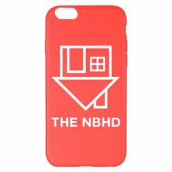 Чехол для iPhone 6 Plus/6S Plus THE NBHD Logo