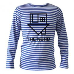 Тельняшка с длинным рукавом THE NBHD Logo