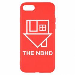 Чехол для iPhone 7 THE NBHD Logo