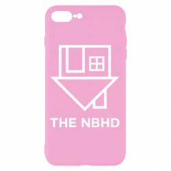 Чехол для iPhone 7 Plus THE NBHD Logo