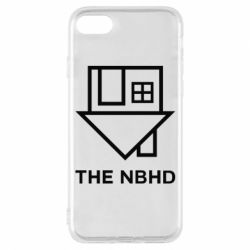 Чехол для iPhone 8 THE NBHD Logo